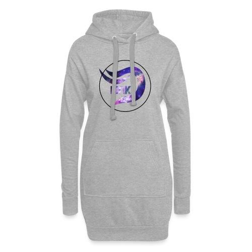Daza Link Galaxy Theme Merchandise - Hoodie Dress