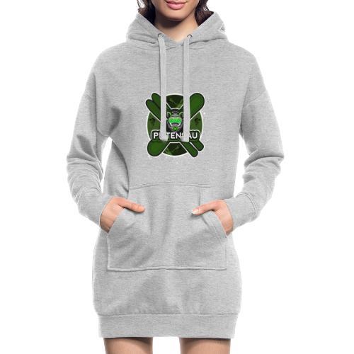 PistenSau NuClear - Hoodie-Kleid