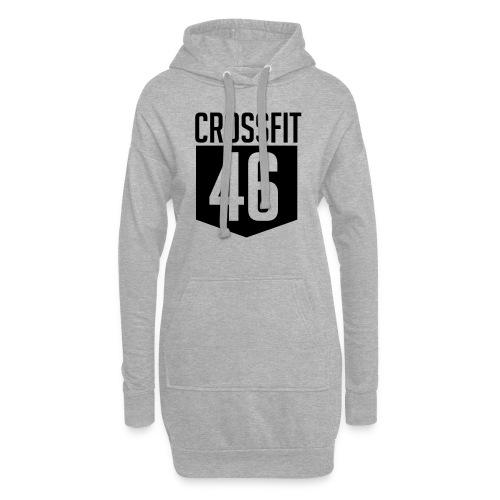 CROSSFIT46 big logo - Hettekjole