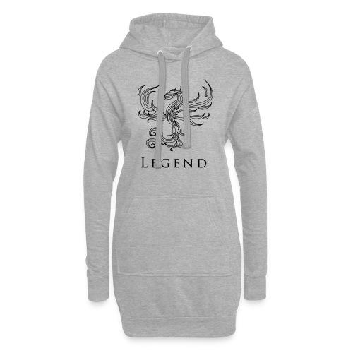 MC Legend Logo - Hoodie-Kleid