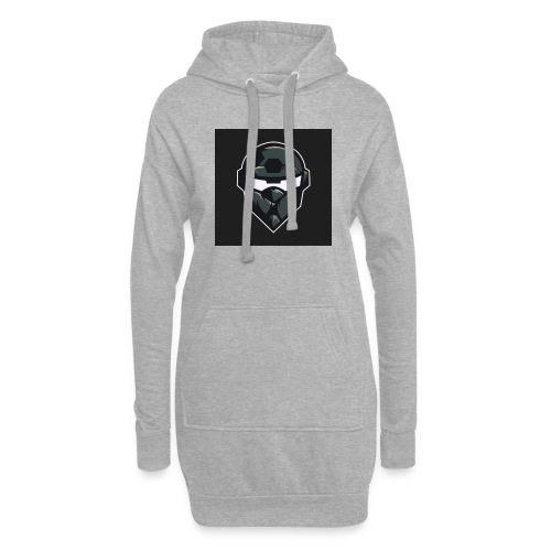 LogoMain2 - Hoodie-kjole