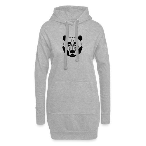 ours - Sweat-shirt à capuche long Femme