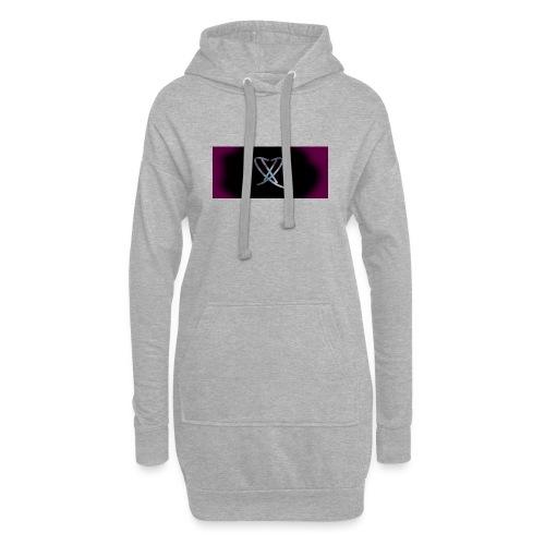 Box_logo_3 - Hoodie-kjole