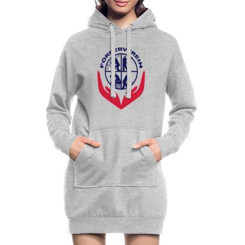 Symbol_FVFFG_3Color_NEU - Hoodie-Kleid