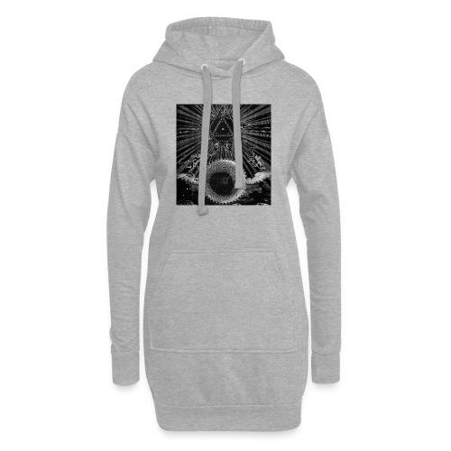 T-Shirt ALCHIMIA - Vestitino con cappuccio