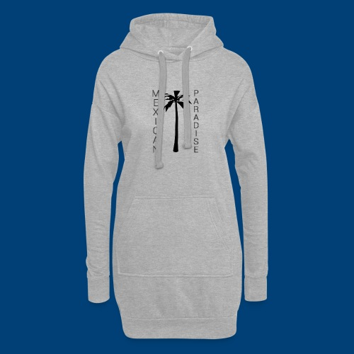 Mexican Paradise - Palms - 2016 - Hoodie-kjole
