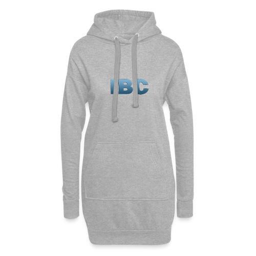 Ibc Shirt t/m maat 164 - Hoodiejurk