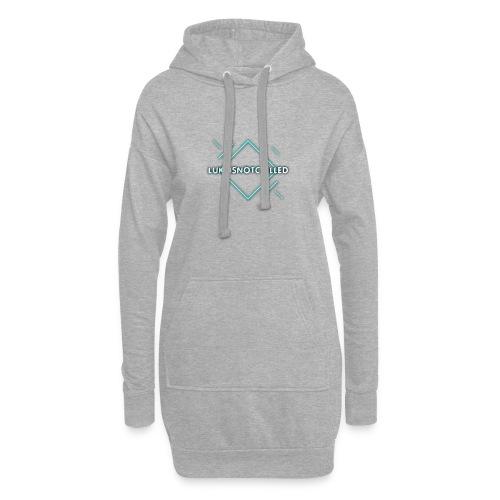 Lukeisnotchilled logo - Hoodie Dress