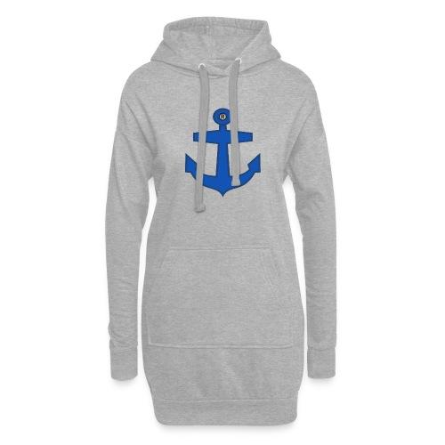 BLUE ANCHOR CLOTHES - Hoodie Dress