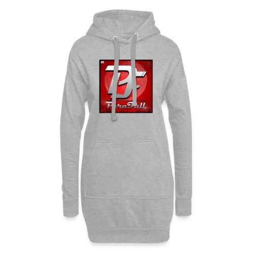PeraFull Logo 2016 - Sudadera vestido con capucha