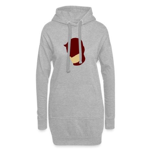 Daredevil Simplistic - Hoodie Dress
