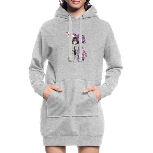 Pantherilly Tiffany - Vestitino con cappuccio