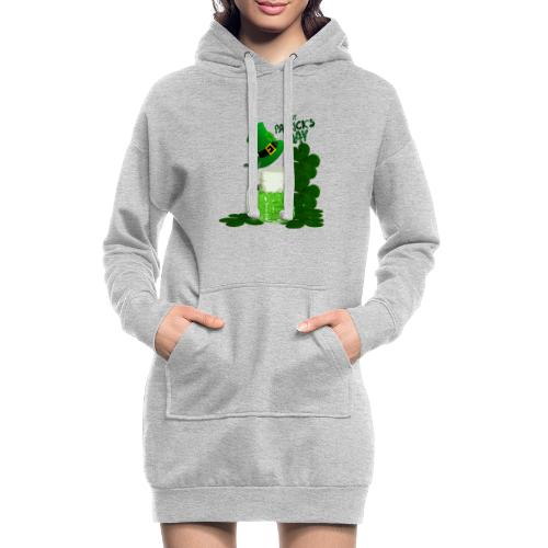 St. Patrick's Day 1 - Hoodie Dress
