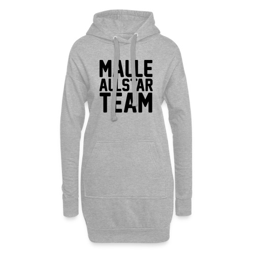 Malle Allstar Team - Hoodie-Kleid