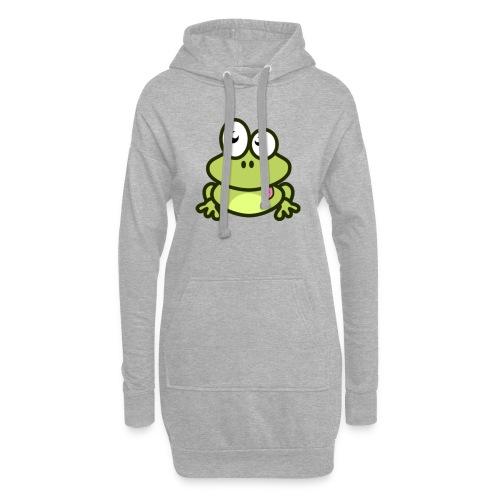 epic frog - Hoodie Dress