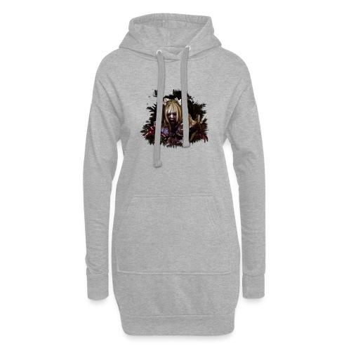 Zombie Mia - Hoodie-Kleid