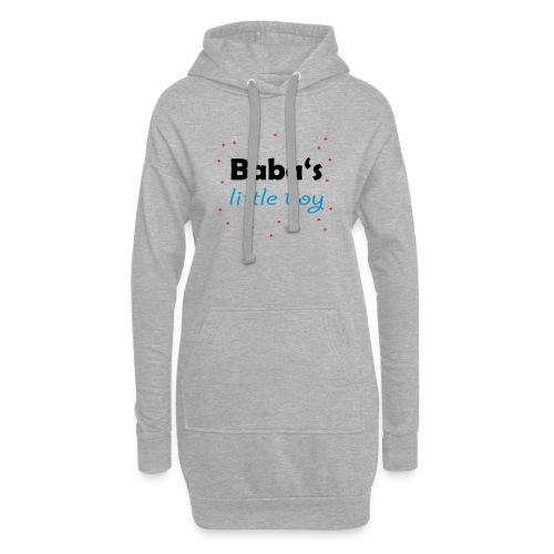 Baba's litte boy Babybody - Hoodie-Kleid