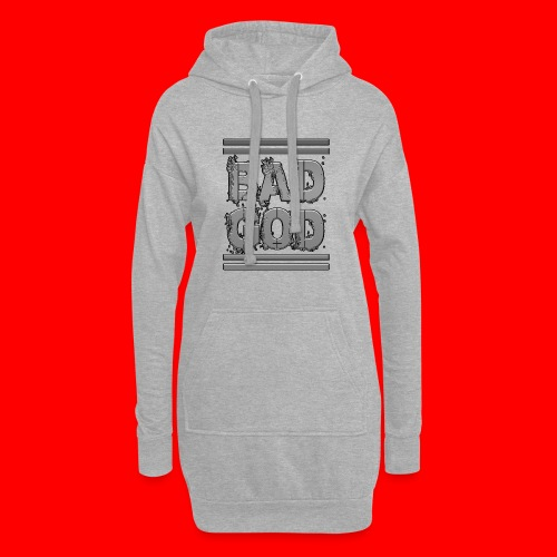 BadGod - Hoodie Dress
