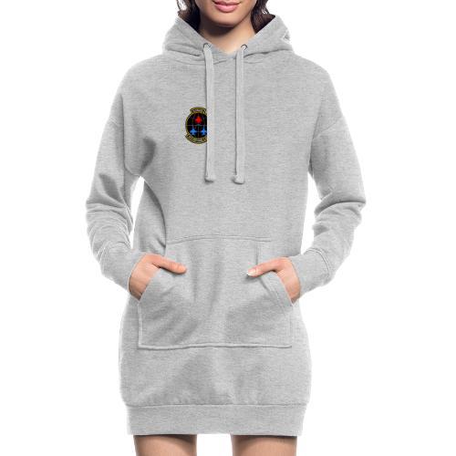 DCS Refugee Camp - Hoodie-Kleid