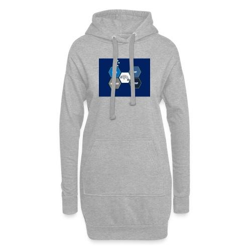 Dive_sleep_repeat_Hexagonal_v1-0_20161118 - Hoodie Dress
