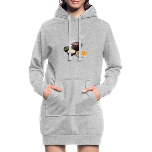 Feijoada - Hoodie Dress