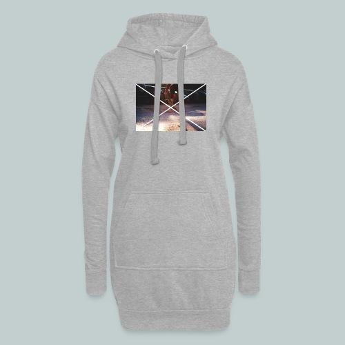 Skate-Hoodie&T-Shirt - Hoodie-Kleid