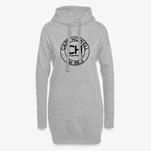 CH Twitch Logo. - Hoodie Dress