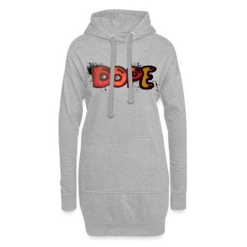 Dope phrase - Hoodie Dress