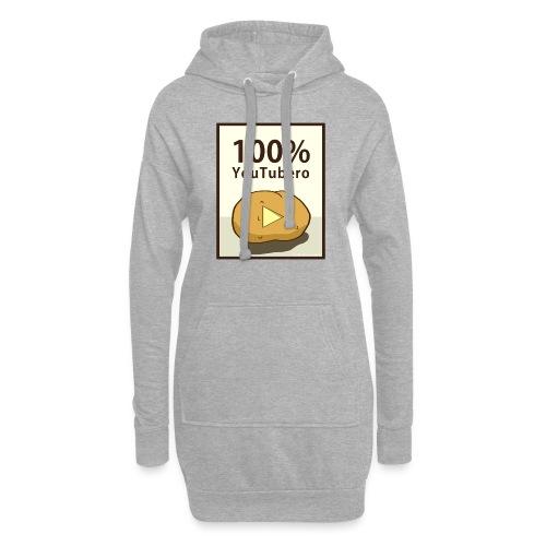 100-_youtubero - Vestitino con cappuccio