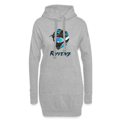 PULL RYVENZ N2 - Sweat-shirt à capuche long Femme