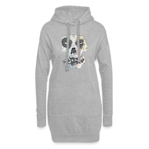 Weird Out Skull - Luvklänning