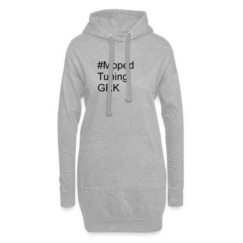 MopedTunigGRK - Hoodie-Kleid