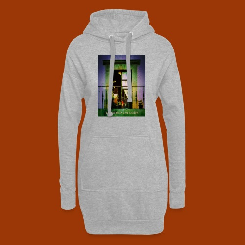 Windows in the Heart - Hoodie Dress