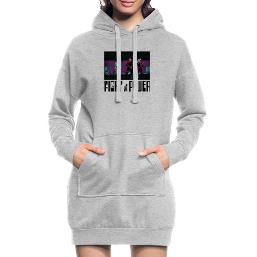 Fight The Power - Hoodie Dress