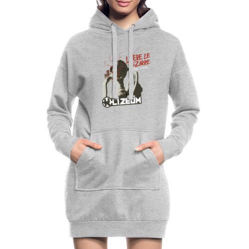 K Lizeüm - Libère le bizarre - Sweat-shirt à capuche long Femme