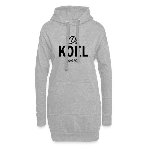 De Koel - Hoodie-Kleid