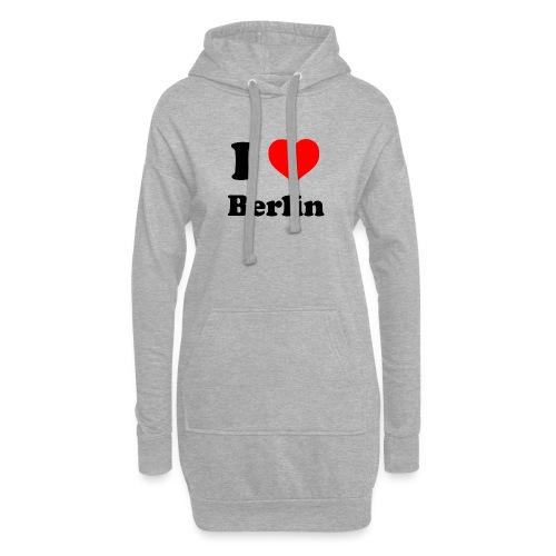 love berlin - Hoodie-Kleid