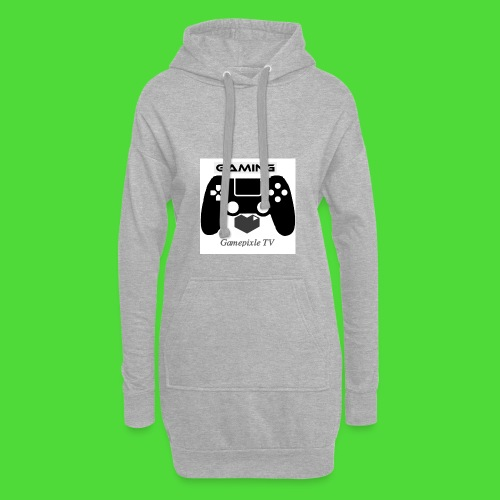 Gamepixle-Merch - Hoodie-Kleid