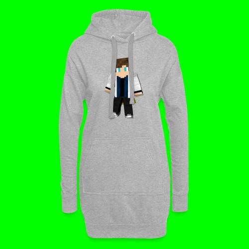 Sweat à Capuche avec Logo - Sweat-shirt à capuche long Femme