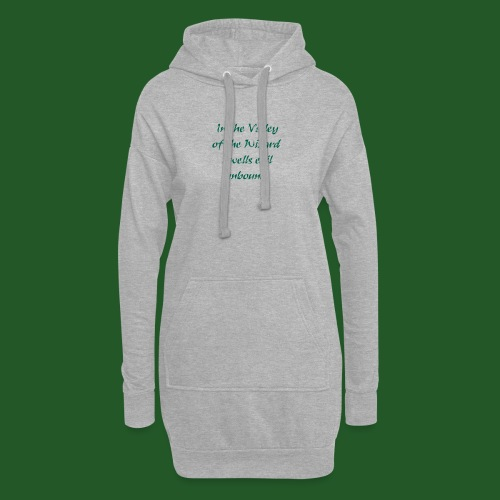 In_Valley_of_the_Wizard-png - Hoodie Dress