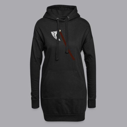 Wikinger Beil - Hoodie-Kleid