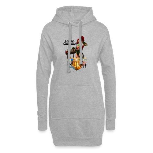 Mythrilisatrice- Battle for Legend X 01Musculation - Sweat-shirt à capuche long Femme