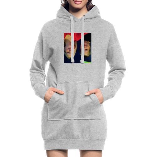 Gammelt logo - Hoodie-kjole