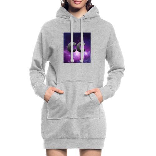 Merchendising CreeperCur - Vestitino con cappuccio