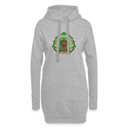 Mother Nature - Sudadera vestido con capucha
