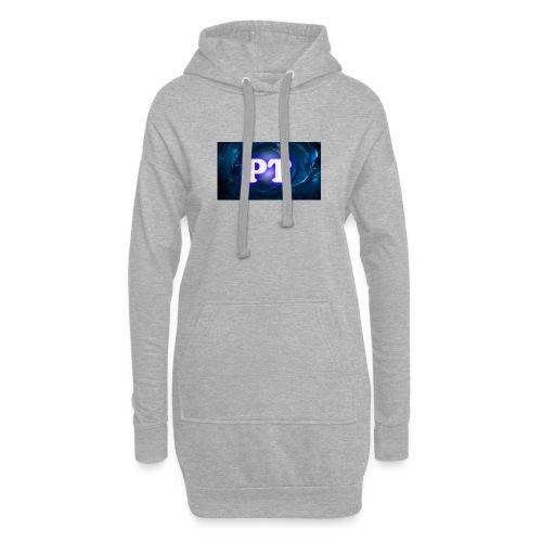 Project T Logo - Hoodie Dress