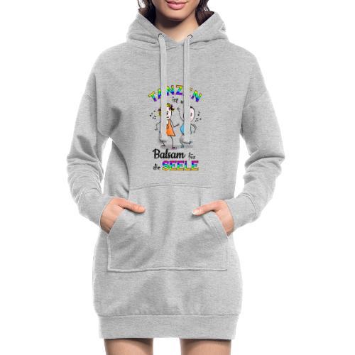 Kollektion - Tanzen - Hoodie-Kleid
