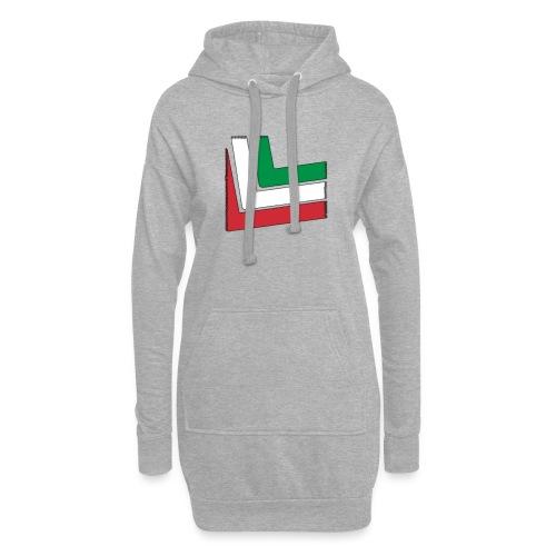 T-shirt Italia - Vestitino con cappuccio
