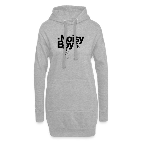 Noisy Boys Splash Classic - Sweat-shirt à capuche long Femme