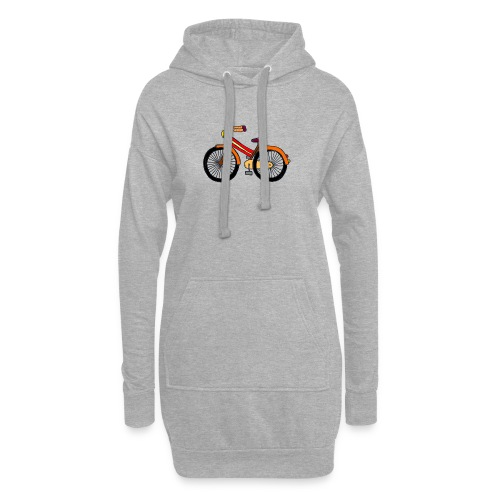 Hipster Bike Shirt 2016 Collection Verano Summer - Sudadera vestido con capucha